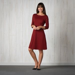 Toad&Co Mizdress with Pockets S